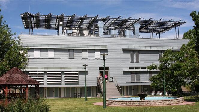 Sıfır emisyonlu binalar yüzde 95'e varan enerji tasarrufu sağlıyor