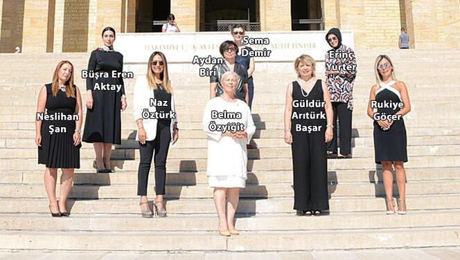 TOBB Ankara Kadın Girişimciler Kurulu: 'Hedefimiz ihracatçı kadınlar yetiştirmek'