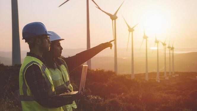 Türkiye, rüzgar türbin ekipmanları üretiminde 5. sıraya yükseldi