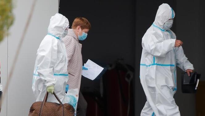 Belçika'da korkutan vaka artışı; hastaneler zor durumda