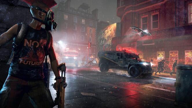 Watch Dogs: Legion için GeForce Game Ready desteği geldi