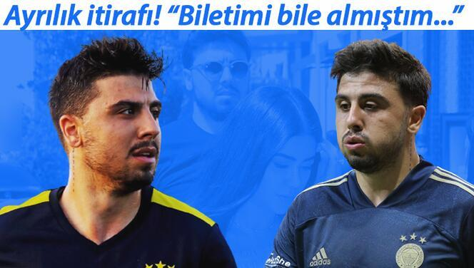 Son Dakika   Fenerbahçe'nin yıldızı Ozan Tufan'dan flaş transfer itirafı! Sörloth...