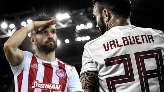 Son Dakika | Mathieu Valbuena çılgına döndü! Şampiyonlar Ligi'nde tarihi gece...