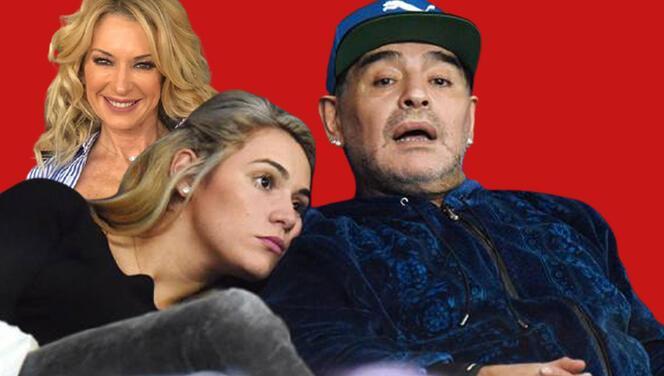 """Son dakika haberi   """"Maradona'yı merdivenlerden aşağı attı!"""""""