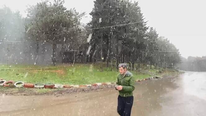 İstanbul'da kar yağışı gerçekleşti