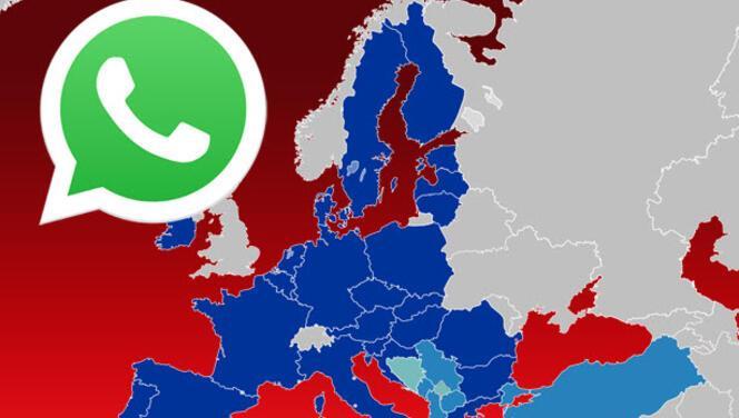 WhatsApp, Avrupa ülkelerine 'söz geçiremiyor'
