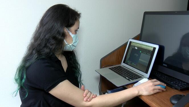 Tıp öğrencilerine online ders