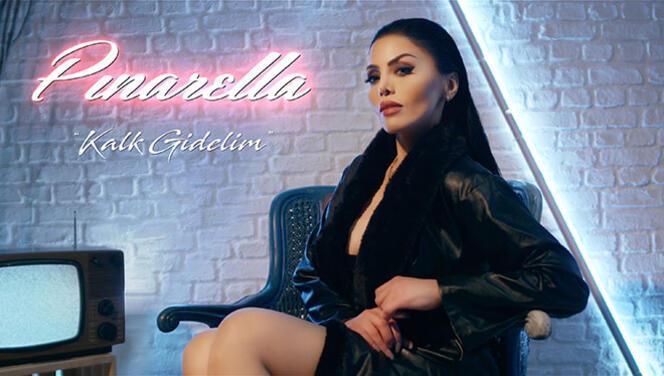 Pınarella 'Kalk Gidelim'le iddialı
