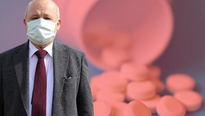 Ağrı kesiciler koronavirüs aşısının etkisini azaltıyor mu? Bilim Kurulu üyesi Prof. Dr. Levent Akın'dan uyarı