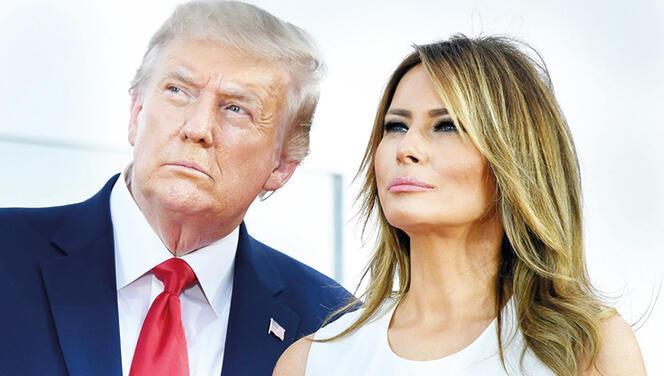 Trump korona aşısı olduğunu gizlemiş