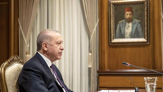Erdoğan'dan Fransa ile dayanışma vurgusu