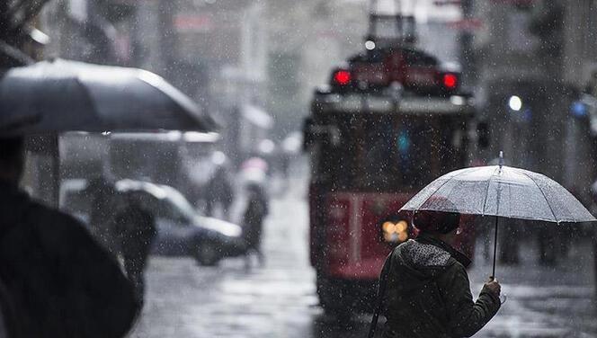Sıcaklıklar bir anda düşecek... İstanbul için saat verildi