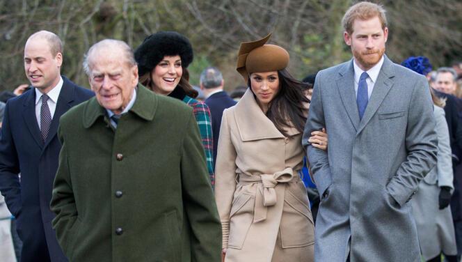Harry cenazeye gidiyor, peki ya Meghan