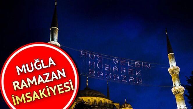 Muğla'da ilk iftar ne zaman? Muğla ilk iftar saati ve 2021 Ramazan İmsakiyesi