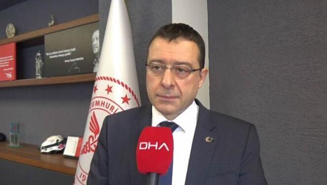 Trabzon İl Sağlık Müdürü Hakan Usta: 60- 64 yaş arası grupta yüzde 38'i aşı olmadı