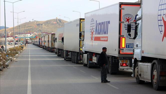 Türkiye'den Avrupa'ya trenle tır kasası taşımacılığı ilk çeyrekte yüzde 25 arttı