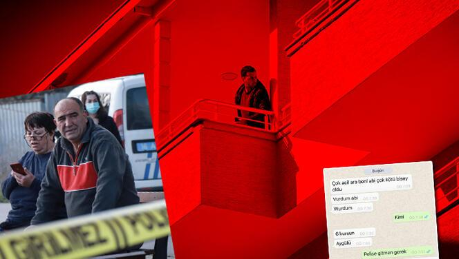 Bir kadın daha katledildi! Avukatına attığı mesaj ortaya çıktı
