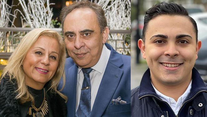 Anne ve babasıyla aynı mecliste görev yapacak