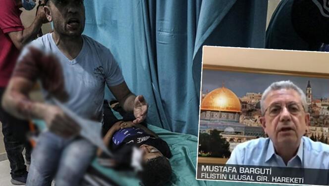 Filistin Ulusal Girişim Hareketi'nden Mustafa Barguti son durumu paylaştı