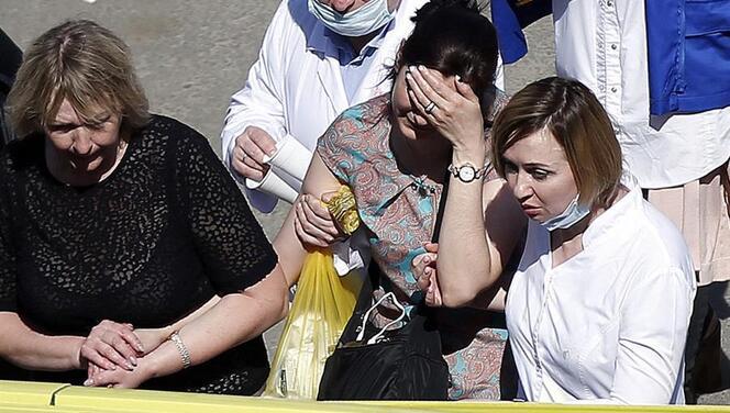 Rusya'da okula silahlı saldırı: Ölü sayısı artıyor!