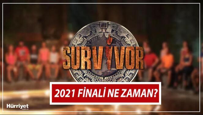 Survivor finali ne zaman yapılacak? 2021 Survivor finaline geri sayım başladı..