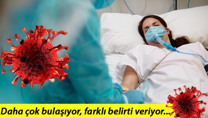 Delta varyantı Türkiye'de kaç kişide görüldü? Delta varyantının farkı ne? İşte delta varyantı belirtileri
