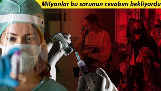 Son dakika haberler: Koronavirüs aşısı kısırlık yapıyor mu? Araştırma sonuçları açıkladı