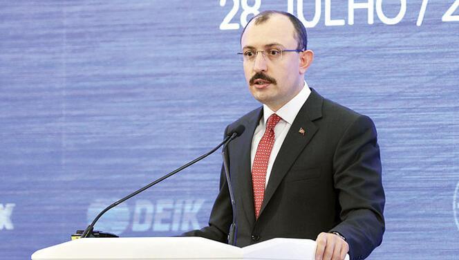 Ticaret Bakanı Muş: Devletin zararı 4 milyar TL