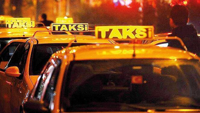 İstanbul'da 750 minibüs ve 250 dolmuş, taksi oluyor