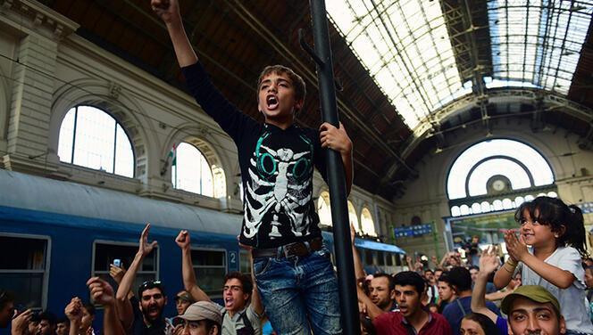 Macaristan'a girmek isteyen sığınmacı sayısında artış