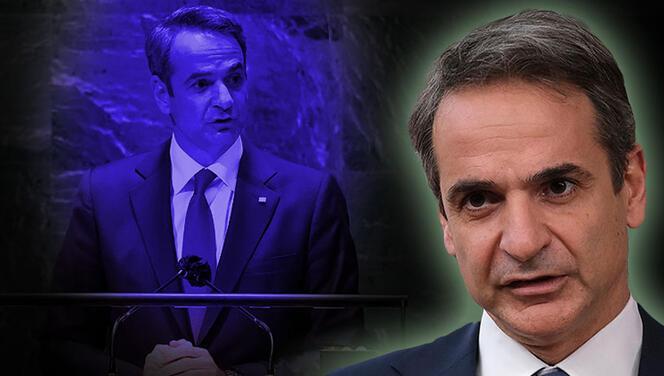 Yunanistan Başbakanı Miçotakis'ten BM'de Türkiye mesajı! 'Her çabayı göstereceğim'