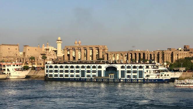 Mısır'da önce bir Nil gemi turu yapın!