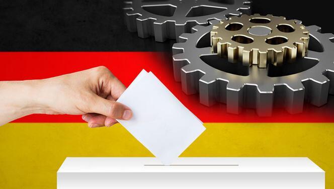 Alman iş dünyası: 'Hükümet hızlıca kurulsun'