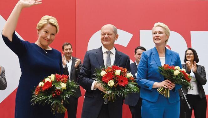 Berlin'e ilk kadın eyalet başbakanı