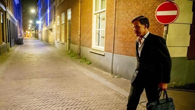 Mafya tehdit etti, Hollanda Başbakanı Rutte sıkı korumaya alındı!