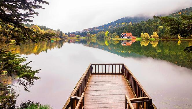 Göl manzaralı hafta sonu tatili… 6 şehirden keşfedilmeyi bekleyen 15 göl