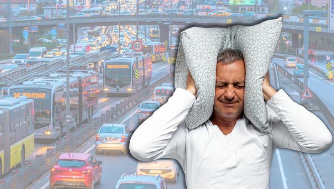Gürültü ve trafik sandığınızdan çok daha tehlikeli! 'Horlama sesi bile...'