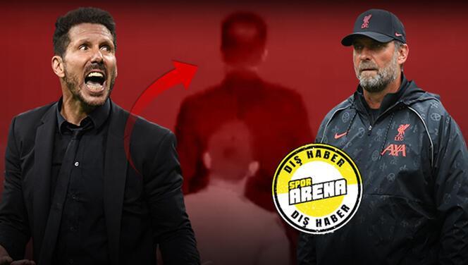 Son Dakika: Şampiyonlar Ligi'nde gecenin maçında ilginç anlar! Simeone soyunma odasına koştu, Klopp şoke oldu...