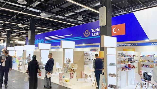 Mars, ANUGA 2021'e Türkiye'den 203 firmayı taşıdı