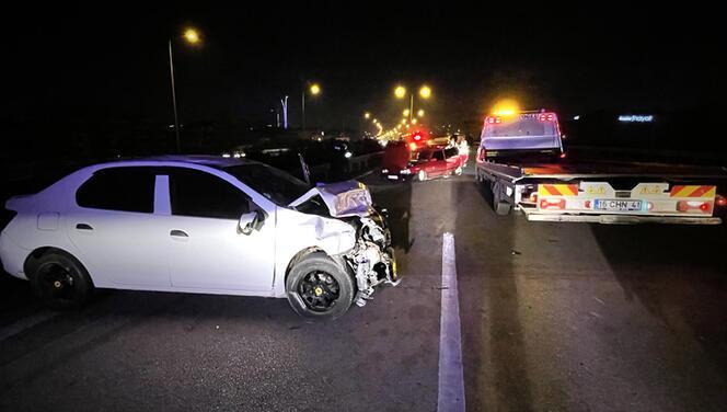 Bursa'da feci kaza! 1 kişi hayatını kaybetti, 2 yaralı