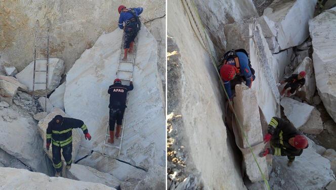 Konya'da maden ocağında korkunç ölüm