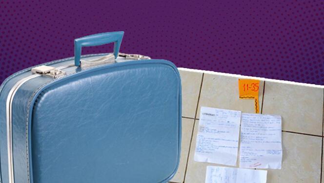 Mavi renkli valizden FETÖ'nün darbe planının detayları çıktı