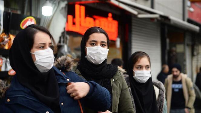 İran'da son 24 saatte Kovid-19 nedeniyle 171 kişi hayatını kaybetti