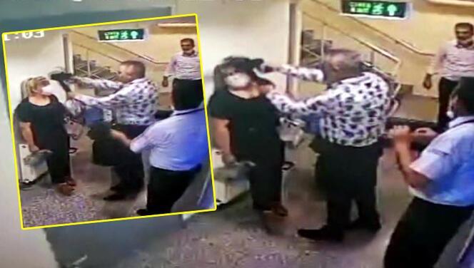 Kadın çalışanın başına silah dayamıştı! Korkunç detaylar: 'Şunu vurayım şehit olsun'