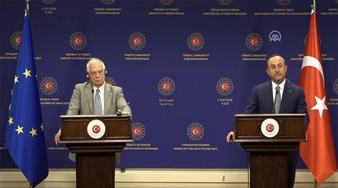 Son dakika haberi: Bakan Çavuşoğlundan ABye sert sözler O adımları hiç çekinmeden atarız