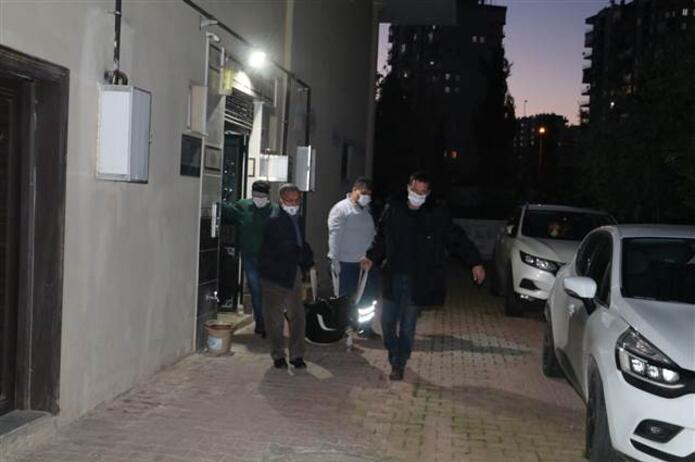 Antalyada doktor dehşeti Önce eşini öldürdü sonra kendisini