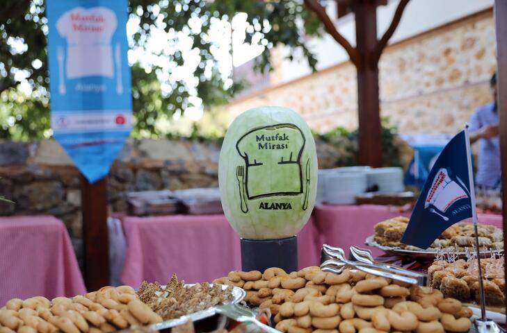 Mutfak mirası gastronomi çalışma turu Alanya'da başladı