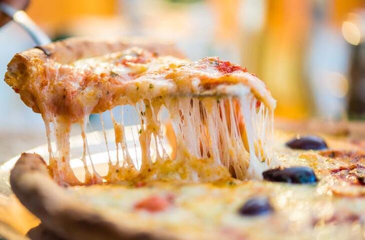 Tüm dikkatleri üzerine çeken 'Pizza hamuru'