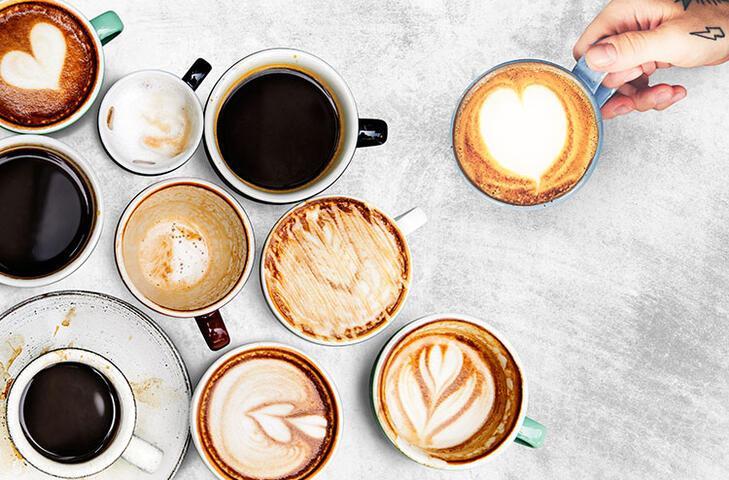 Yabancı kahvelere ne kadar hakimsiniz?