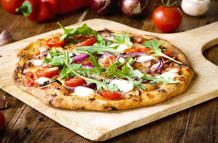 Bir İtalyan Gibi Pizza Yapmak Hiç de Zor Değil